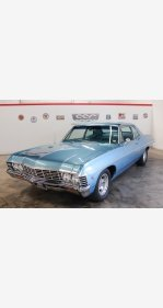 1967 Chevrolet Bel Air for sale 101007164