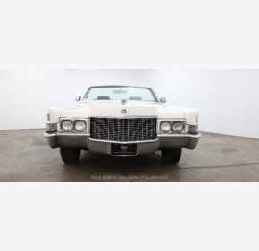 1970 Cadillac De Ville for sale 101007741