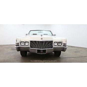 1970 Cadillac De Ville for sale 101007741