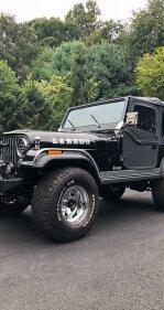 1981 Jeep CJ 7 for sale 101007866