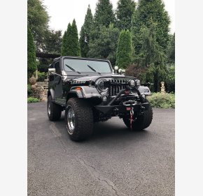 1981 Jeep CJ 7 for sale 101007866