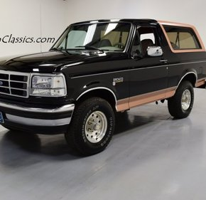 1994 Ford Bronco for sale 101007918
