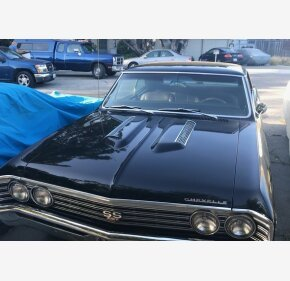 1967 Chevrolet Chevelle Project Car For Sale ✓ All About Chevrolet