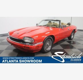 1994 Jaguar XJS V6 Convertible for sale 101008165