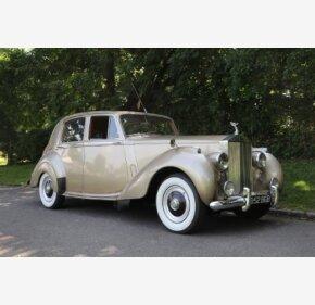 1952 Rolls-Royce Silver Dawn for sale 101008489