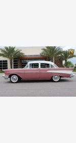 1957 Chevrolet 210 for sale 101008537