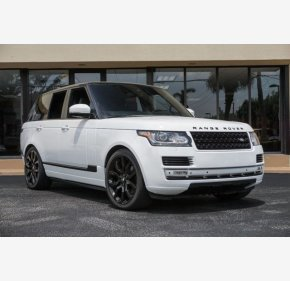 2014 Land Rover Range Rover HSE for sale 101008882