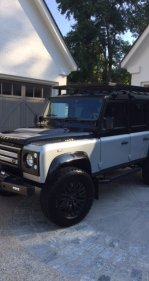 1988 Land Rover Defender 110 for sale 101009102