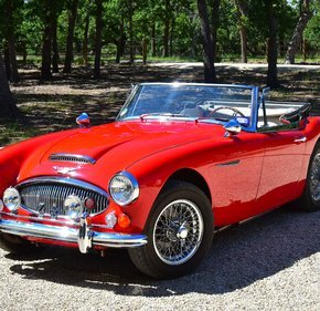 1966 Austin-Healey 3000MKIII for sale 101009146