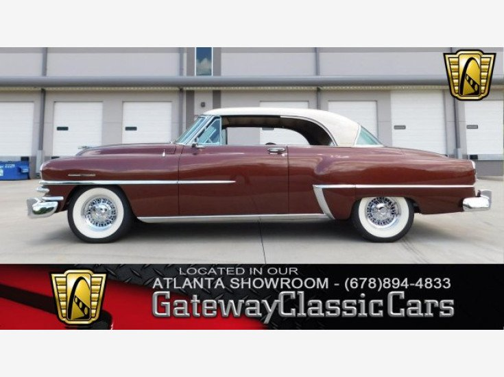 1953 Chrysler New Yorker For Sale Near O Fallon Illinois 62269