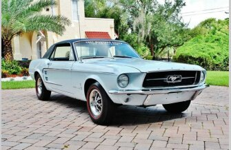 1967 Ford Mustang for sale 101009585