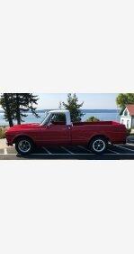 1967 Chevrolet C/K Truck for sale 101009717