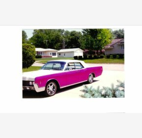 1966 Lincoln Continental for sale 101009720