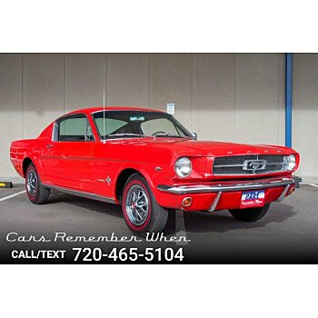 1965 Ford Mustang for sale 101009831