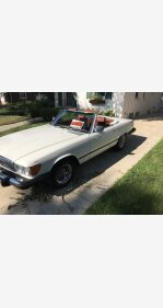 1980 Mercedes-Benz 450SL for sale 101009951