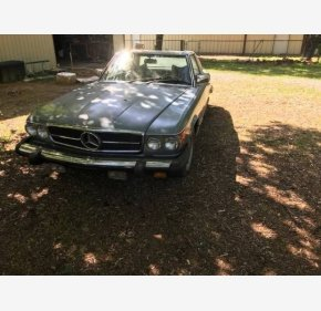 1979 Mercedes-Benz 450SL for sale 101010139