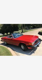 1980 Mercedes-Benz 450SL for sale 101010140