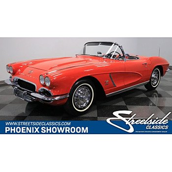 1962 Chevrolet Corvette for sale 101010233