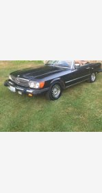 1985 Mercedes-Benz 380SL for sale 101011446