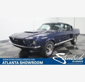 1967 Ford Mustang Shelby GT500 for sale 101011524