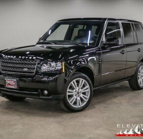 2012 Land Rover Range Rover HSE LUX for sale 101011557