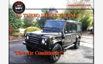 1988 Land Rover Defender for sale 101011896