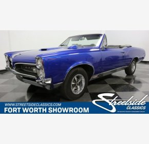 1967 Pontiac GTO for sale 101012097
