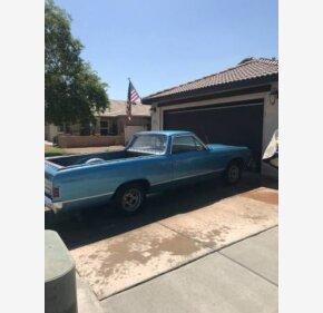 1967 Chevrolet El Camino for sale 101012537
