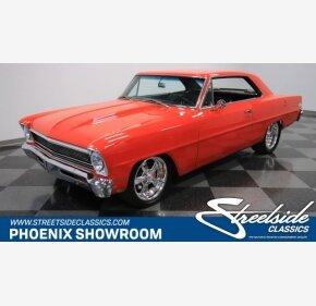 1966 Chevrolet Nova for sale 101012598