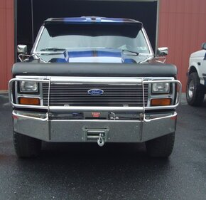 1986 Ford Bronco for sale 101012735