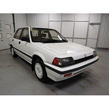 1987 Honda Civic for sale 101012777