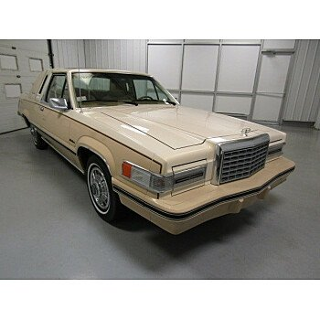1982 Ford Thunderbird for sale 101012957