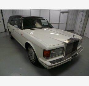 1991 Rolls-Royce Silver Spur II for sale 101013096