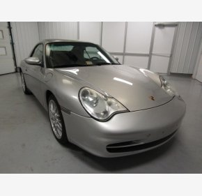 2003 Porsche 911 Cabriolet for sale 101013129