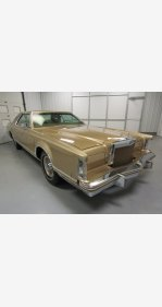 1978 Lincoln Continental for sale 101013562