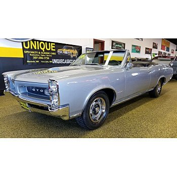 1966 Pontiac GTO for sale 101013959