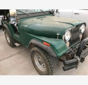 1973 Jeep CJ-5 for sale 101014342