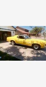 1973 Mercury Cougar for sale 101014344