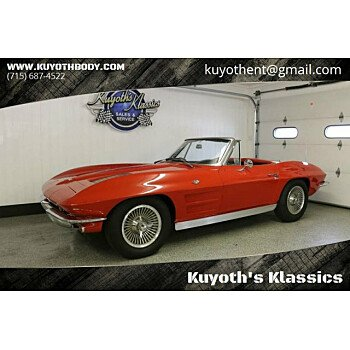 1963 Chevrolet Corvette for sale 101014801