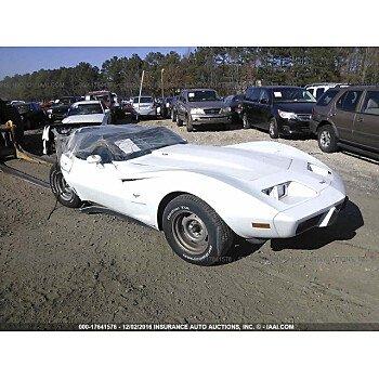 1979 Chevrolet Corvette for sale 101015276