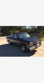 1985 Chevrolet C/K Truck 2WD Regular Cab 1500 for sale 101016381