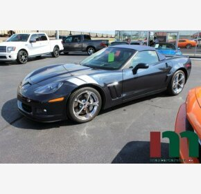 2013 Chevrolet Corvette Grand Sport Convertible for sale 101016742