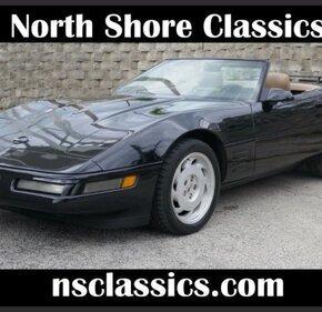 1992 Chevrolet Corvette Convertible for sale 101016893