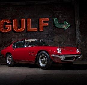 1967 Maserati Mistral for sale 101017266