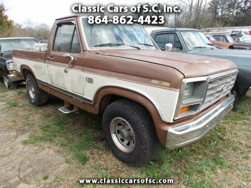 Ford F150 Classic Trucks for Sale - Classics on Autotrader