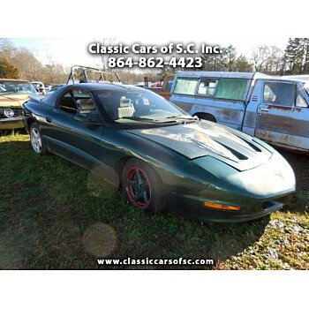 1996 Pontiac Firebird Coupe for sale 101017342