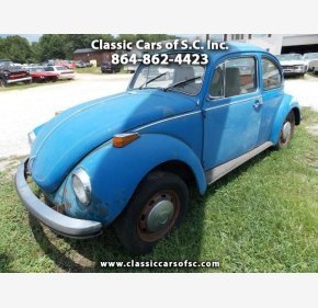 1972 Volkswagen Beetle Classics for Sale - Classics on Autotrader