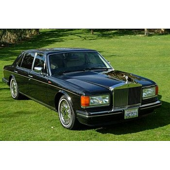 1991 Rolls-Royce Silver Spur for sale 101017477