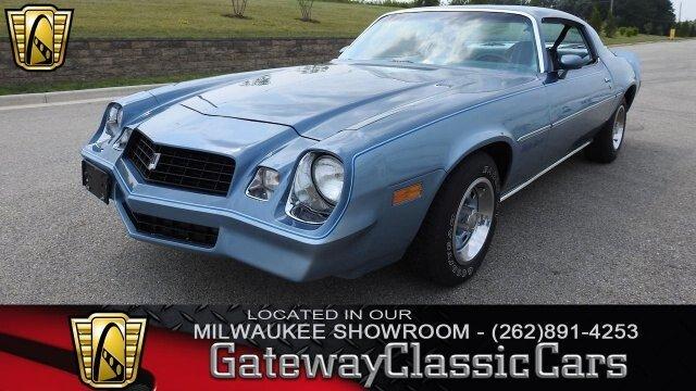 1979 Chevrolet Camaro Classics For Sale Classics On Autotrader