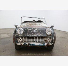 1960 Triumph TR3A for sale 101018390